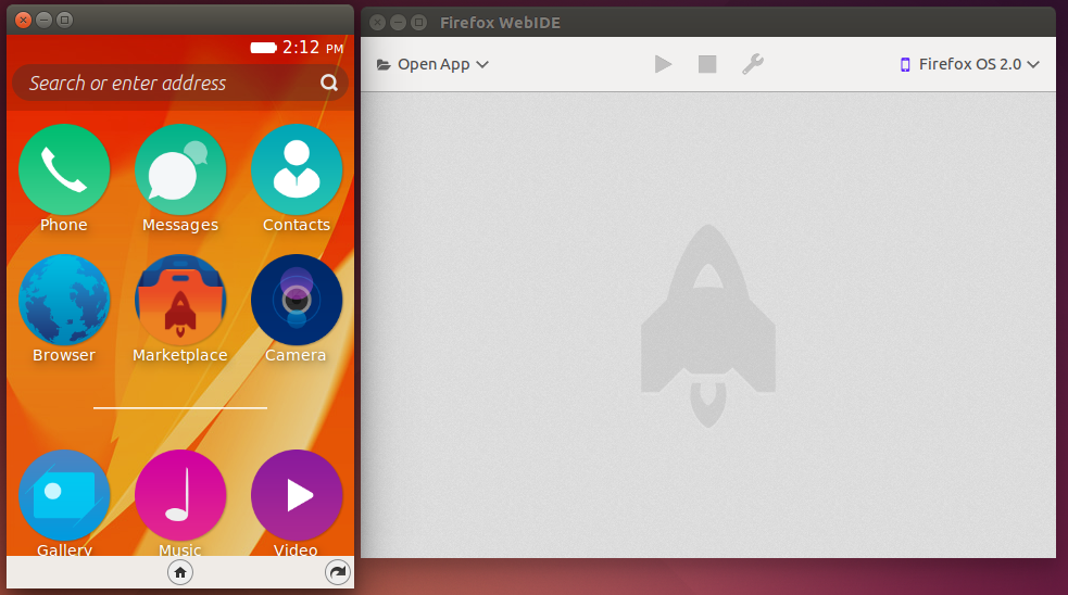 3  Working with the WebIDE — Firefox OS App Development Tutorial 2nd