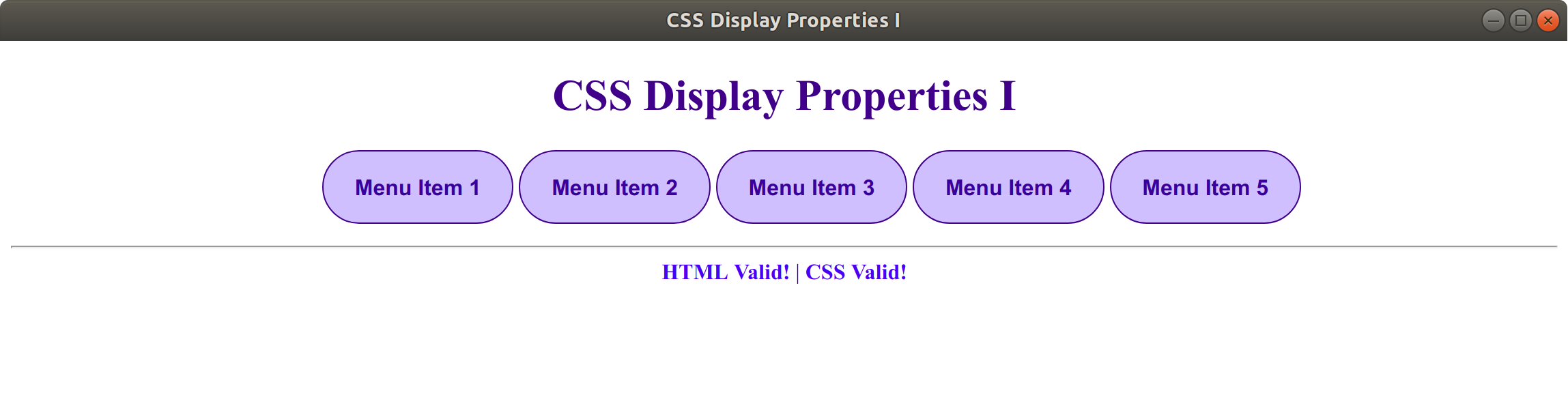 Getting Down with CSS